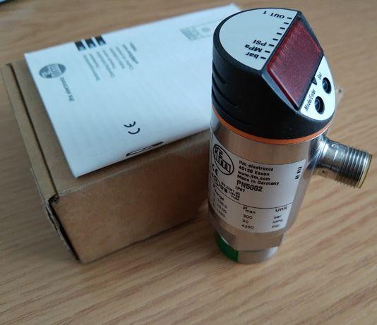 Czujnik ciśnienia IFM PN5002 PN-100-SBR14-HFPKG/US