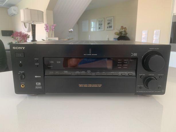 Amplificador Sony - Digital Audio Control Center (6.1 Multi Channel)