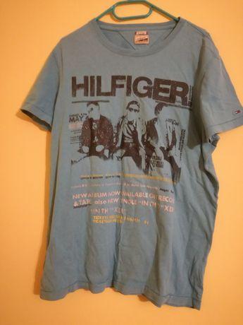 Tommy Hilfiger vintage tshirt koszulka XL