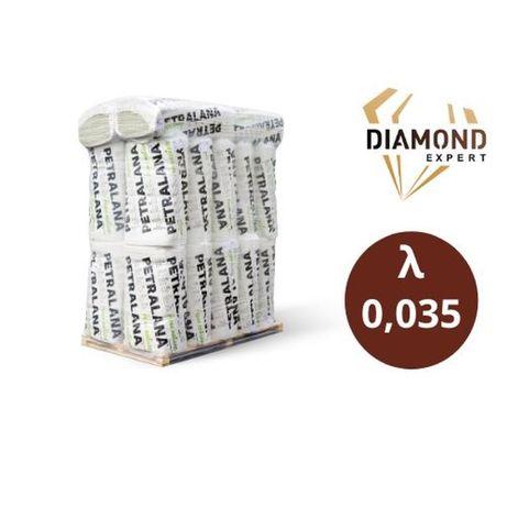 Wełna Mineralna-Domy Szkieletowe -15 -Na Poddasza-0,035-Diamond Expert