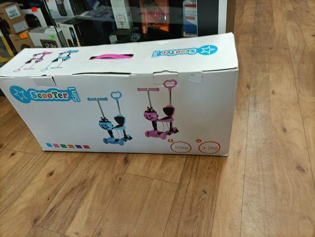 Sprzedam nową hulajnogę dziecięca