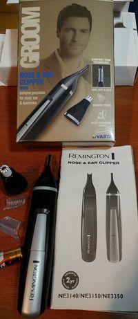 Триммер для стрижки волос носа и ушей  Remington nose & ear clipper