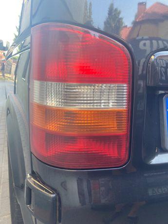 Volkswagen T5 Skrzydła Drzwi Lampa tył Prawa lewa