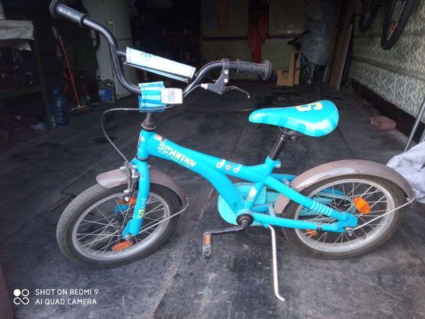 Продам детский велосипед Schwinn (оригинал) колеса 16