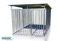 Kojec dla psa MAJA ocynkowany klatka 2x2 kojce dla psów mocne solidne