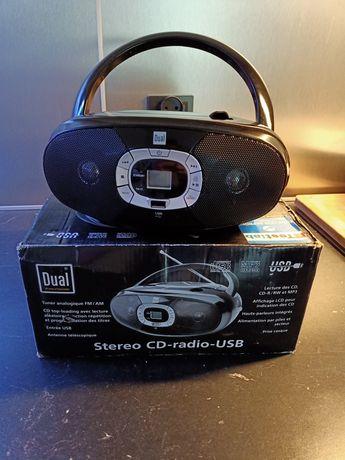 Odtwarzacz radio Dual