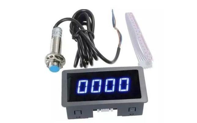 Тахометр (для токарного, фрезерного станка, автомобільної техніки)