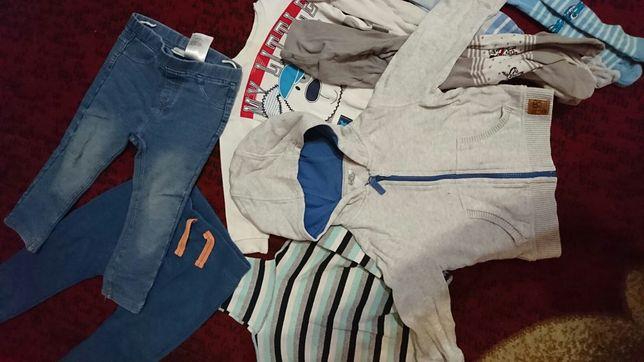 Лот одежды, набір одягу 1р штани,джинси,гольф, кофта, реглан, колготки