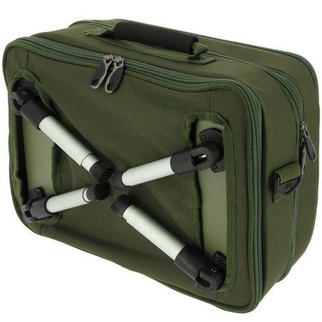 TORBA ze Stolikiem Box Case System 612 PLUS NGT