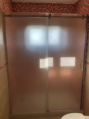 Resguardos de banho com vidro temperado