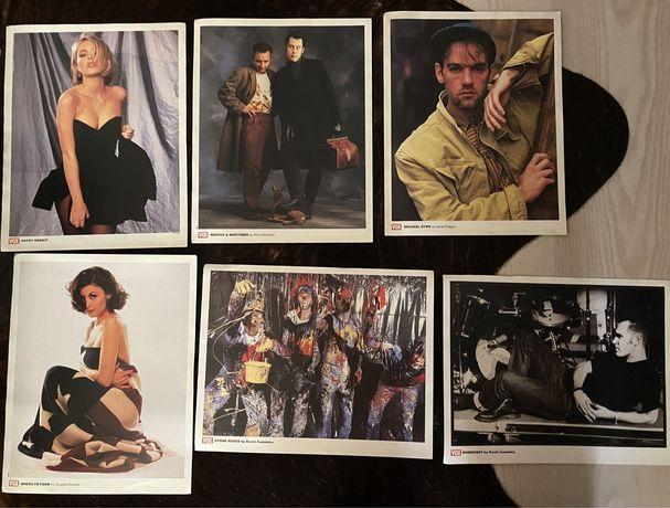 6 Retratos Antigos da Revista Vox