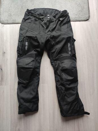 Spodnie motocyklowe podpinka membrana