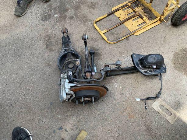 Toyota camry 70 задняя подвеска, рычаг, цапфа, lexus es, тяга, ступица