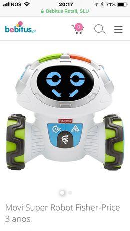 Vendo robot movi novo