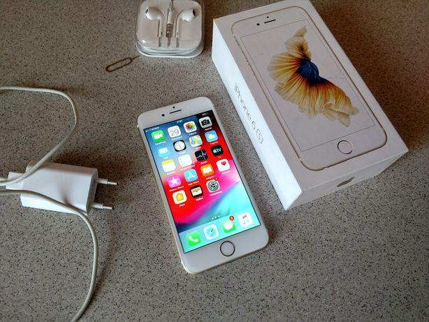 iPhone 6S 16 GB, ładny, wylogowany z Icloud