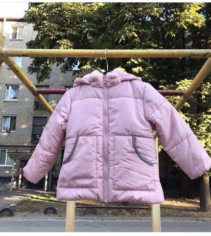 Куртка для девочки. Одежда для девочек.