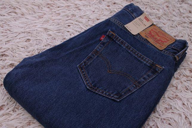 Новые джинсы Levi's 505 Regular 34x34, 33x34, Dark Stonewash