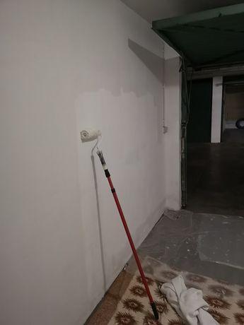 Pintor, eletricista, canalizador