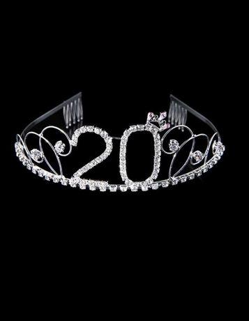 Корона 20 лет, корона на юбилей