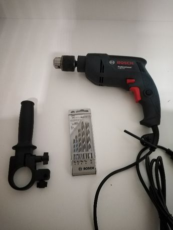 OBI Wiertarka udarowa GSB 550 Bosch Obniżka z 249zł na 198zł