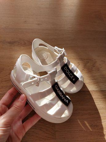 Босоножки  Dolce&Gabbana 23р   оригинал, для девочки, лето