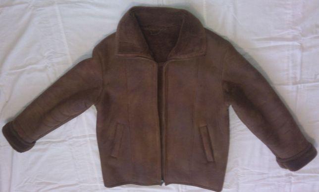 Зимняя куртка (дубленка) Century Collection (46-48 р)