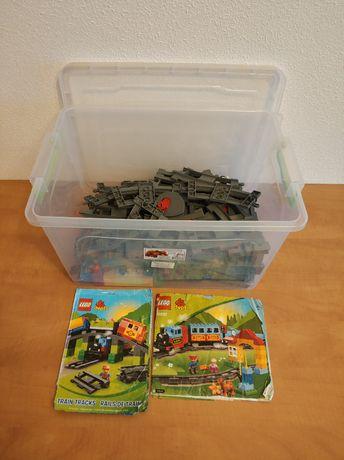Lego Duplo поезда 10508 10507