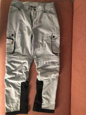 Fajne spodnie motocyklowe Halvarssons 44/2XL