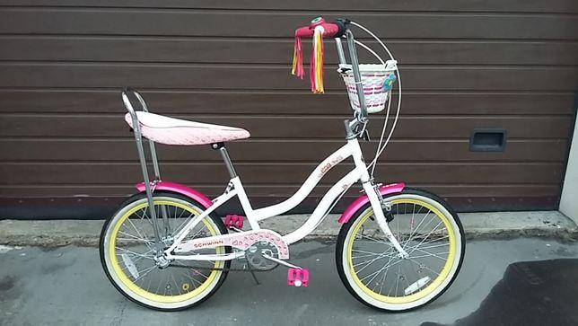 rower 20 Schwinn Giant kross dzieciecy dla dziewczynki jak nowy 16