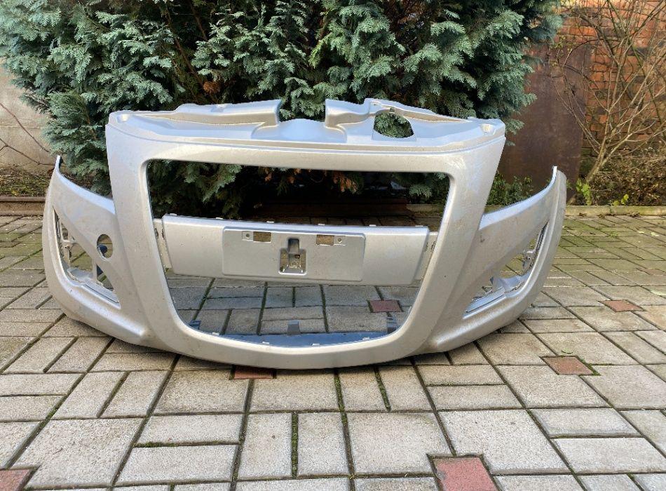 Бампер передний для Suzuki Splash 2012 Тячев - изображение 1