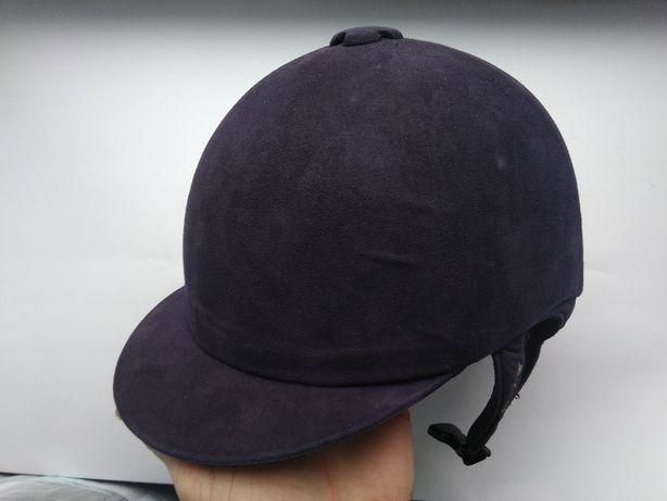 Шлем для верховой езды, конного спорта, жокейка Swing Pro, размер 56см