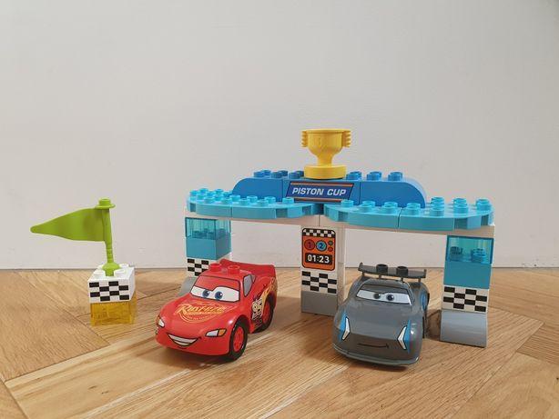 Lego DUPLO 10857 Wyścig o Złoty Tłok, Auta, Cars 3, ZygZak McQueen
