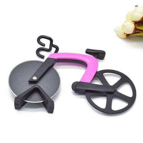 Nóż do pizzy w kształcie roweru