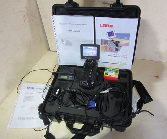 Kamera termowizyjna Guide ThermoPro TP8S 384x288