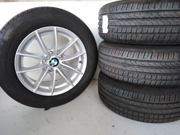 Koła felgi aluminiowe 17 BMW X3 225/60R17 Pirelli Run Flat 8mm