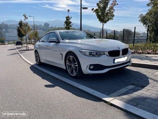 BMW 420 Gran Coupé d Auto