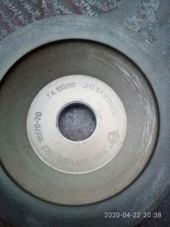 Алмазна чашка ГА100/80,  діаметер150/32
