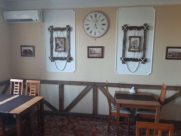 Продам действующий бизнес кафе ресторан с сауной и комнатами отдыха