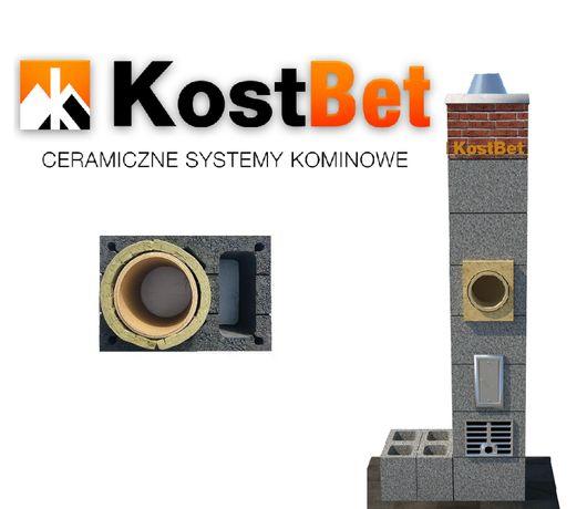 System Kominowy Ceramiczny fi200 6m +Wentylacja K+IW