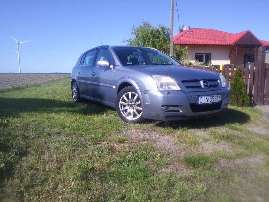 Opel Signum 2.2 dti 2003 r Dąbrówka Kujawska - image 1