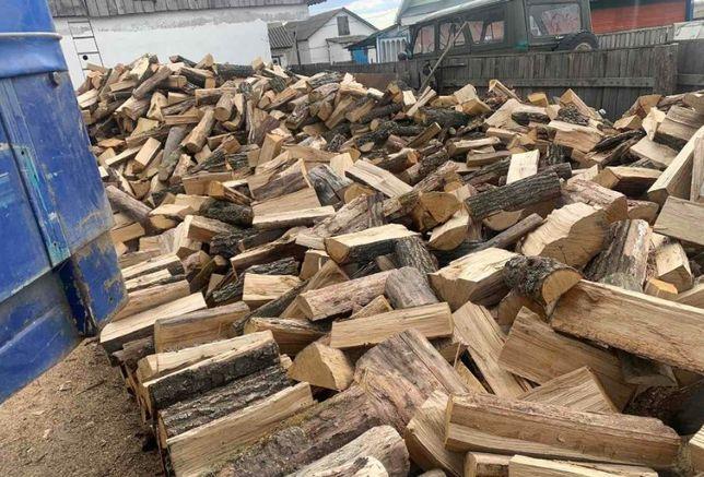 Продам дрова твердых пород (Дуб,Ясень,Граб)