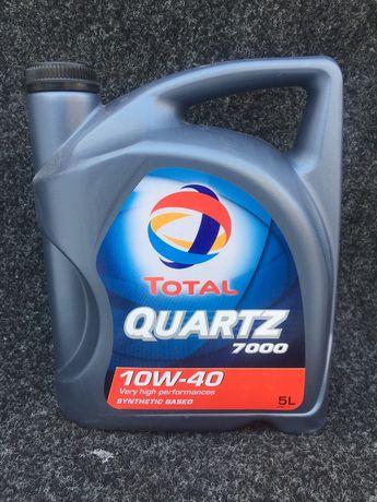 Масло автомобильное моторное Total QUARTZ 7000 10W-40