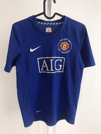 Koszulka Manchester United /rozm. L jr, bardzo dobry stan