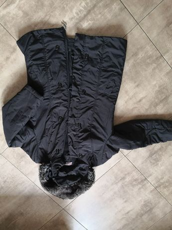 Kurtka -płaszcz zima