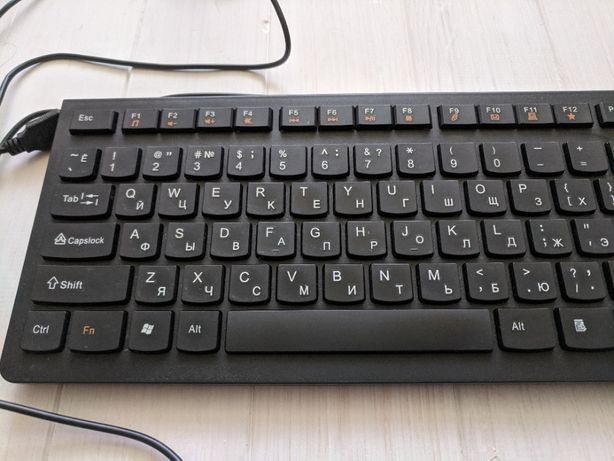 Клавиатура проводная Defender UltraMate SM-530