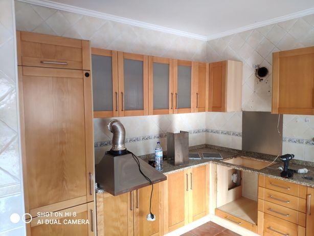 Vendo móveis cozinha desocupar