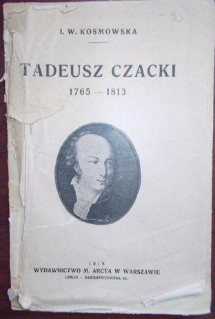 Tadeusz Czacki / Irena W. Kosmowska (1918)