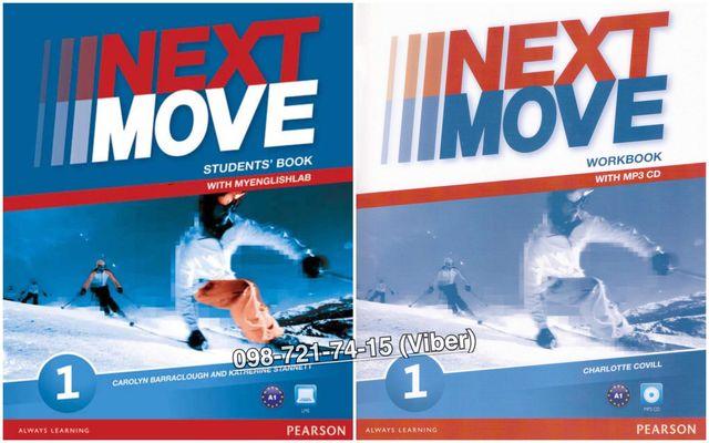 Next Move 1. Student's Book + Workbook (+CD)