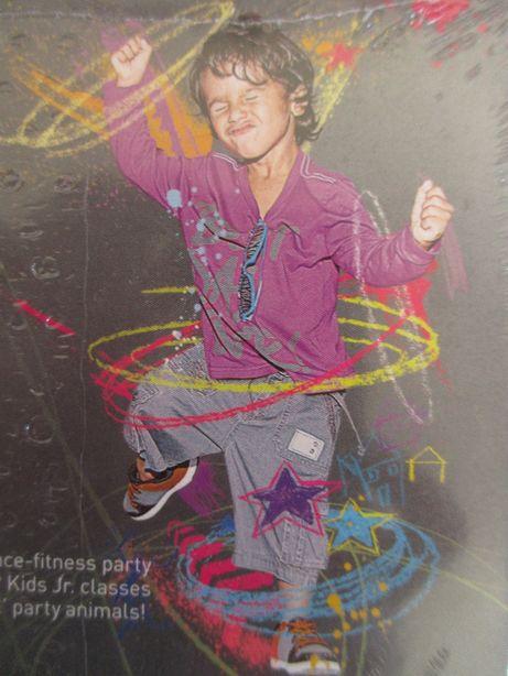 CD Selado Zumba kids+KidsJr. Never Stop Dancin'