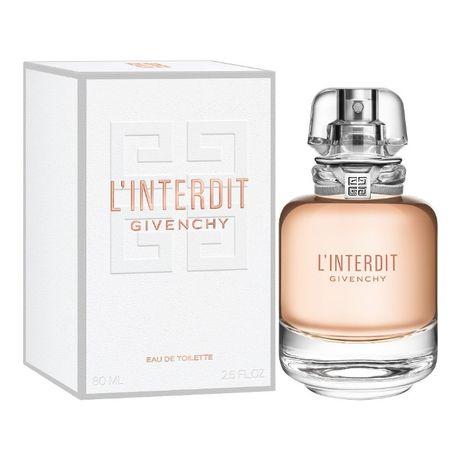 Givenchy L'interdit 80 Ml Edt Produkt